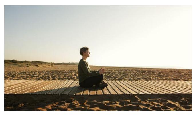 méditation silver santé
